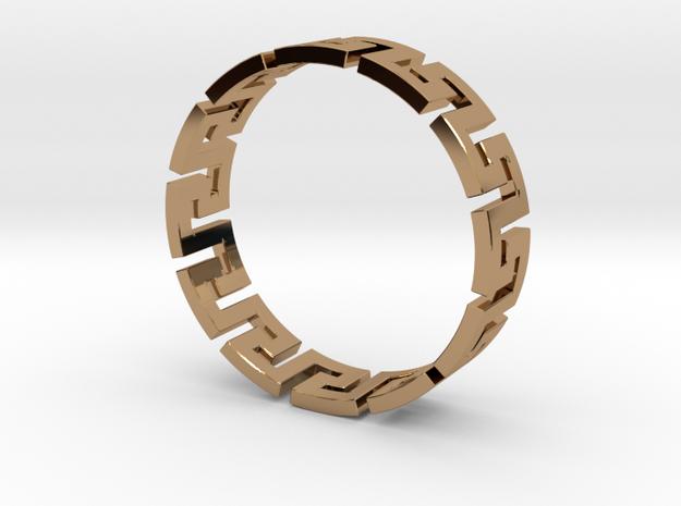 Meander Ring X12