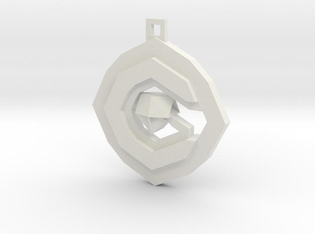 OCG Pendant 3d printed