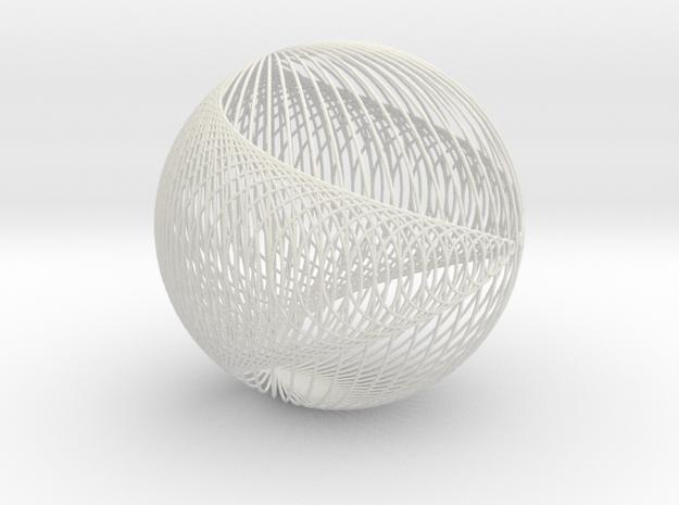 Cardio Sphere FormLabs 4 3d printed