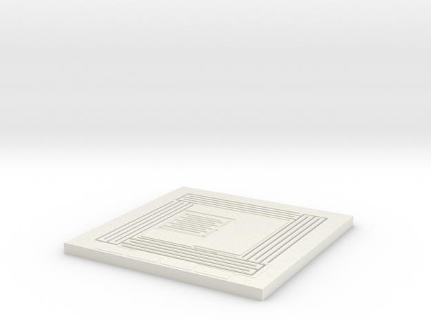 Alpha07p Q Model 3d printed