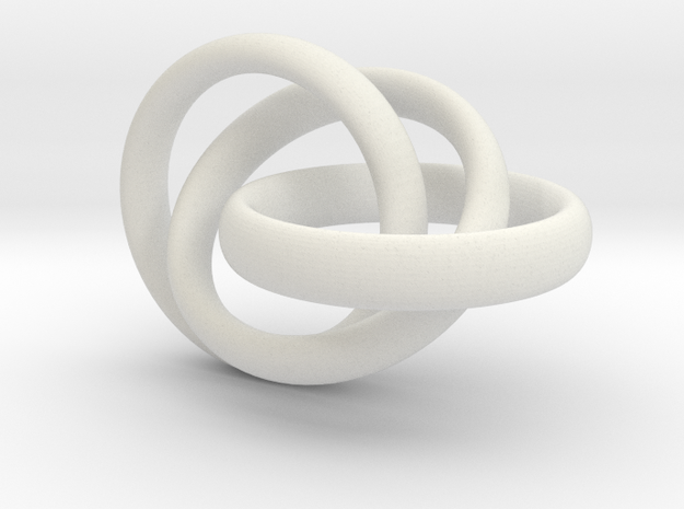 Rings in White Strong & Flexible
