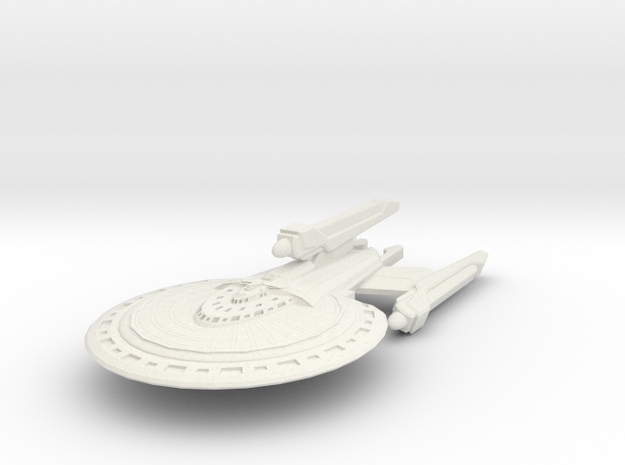 Griffin Class Refit Fast Cruiser 3d printed