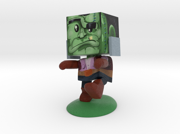 Frankenstein 2in 3d printed
