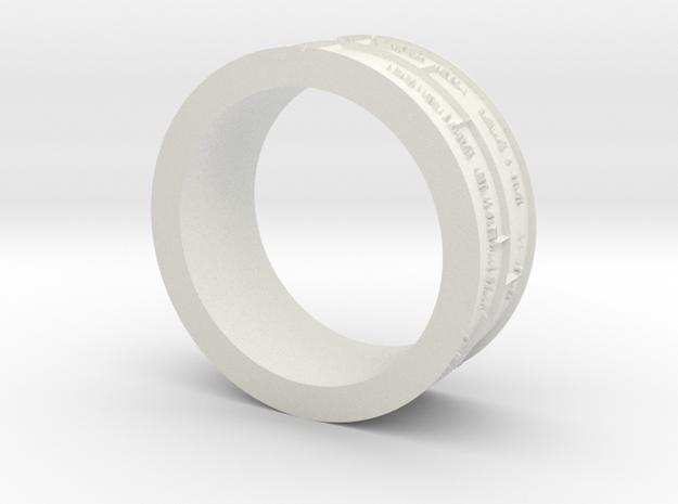 ring -- Sat, 20 Apr 2013 12:59:29 +0200 3d printed
