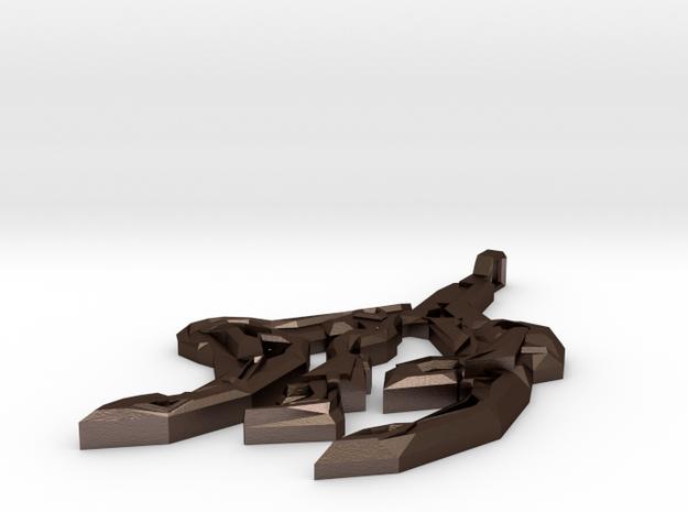 Pendant LLYR 3d printed