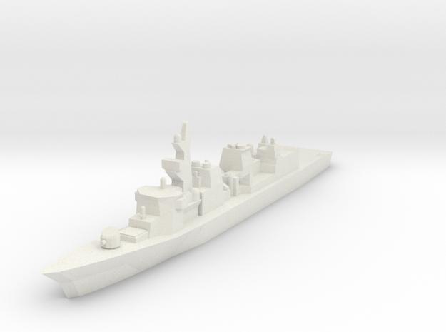 Takanami 1:700 X1 in White Natural Versatile Plastic