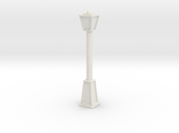 Lightpost 2 3d printed