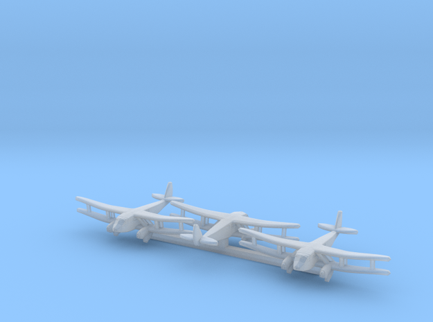 1/600 DH89 Dragon Rapide in Smooth Fine Detail Plastic