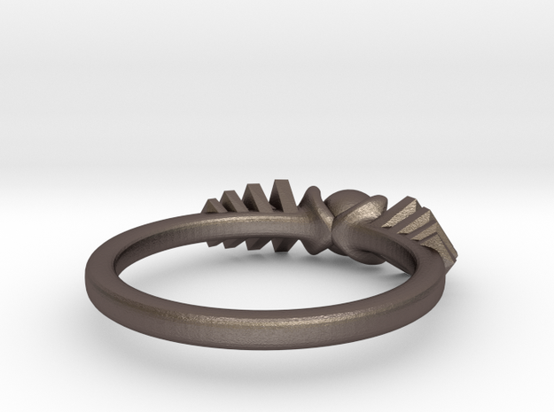 Arrows Ring 3d printed