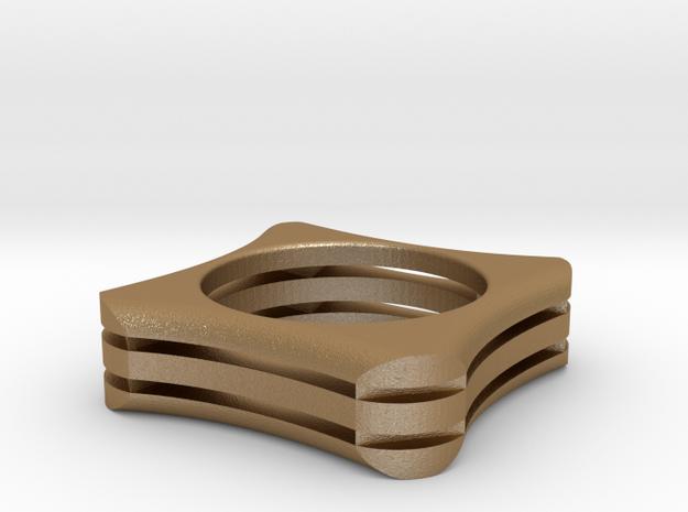Skeleton Ring - Size 11 3d printed