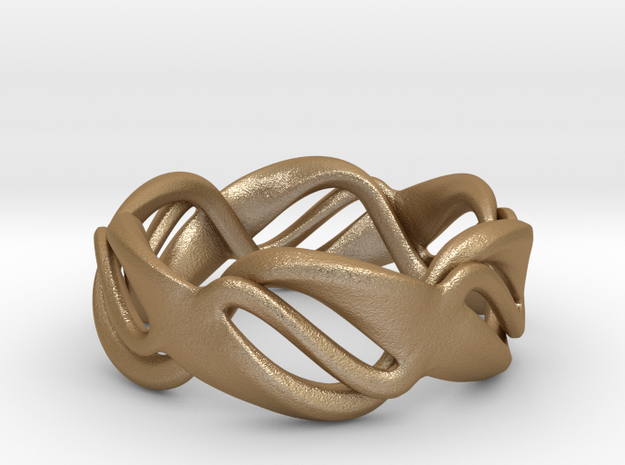Rezonance Ring - 18mm  3d printed