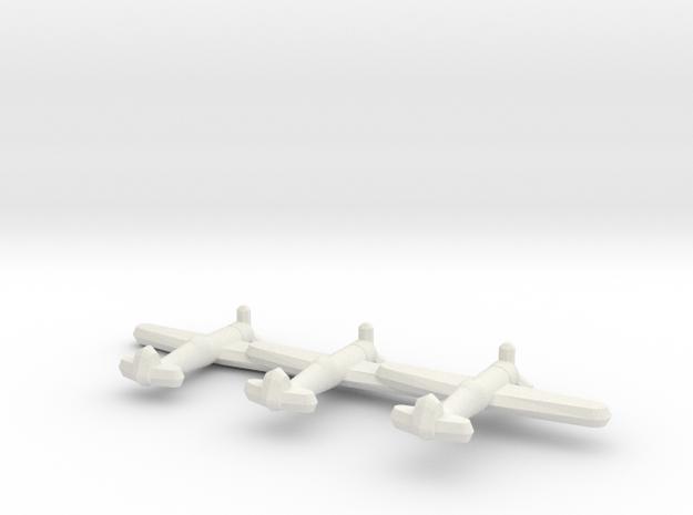 IAR.80/81C (Triplet) 1:900 3d printed