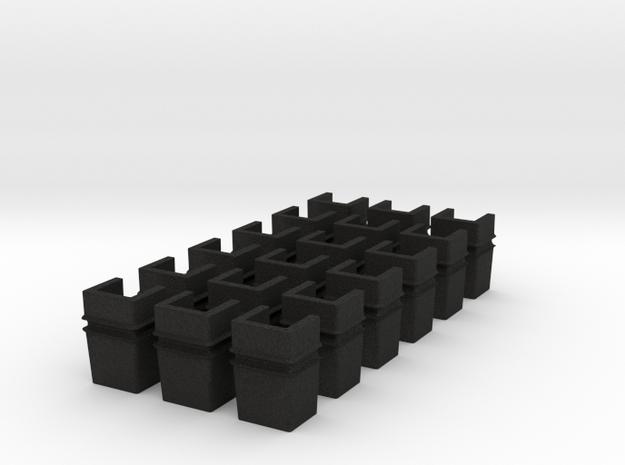 7-8n2 Straight-side Stake Pockets 3d printed