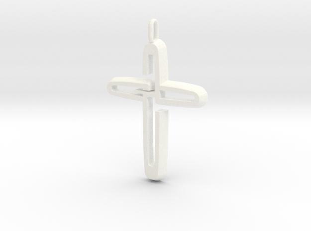 God Cross 3d printed