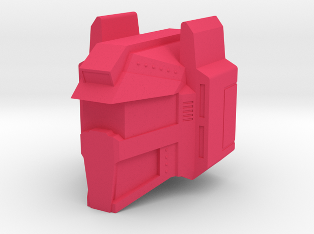 FOC Grimmy Head  3d printed