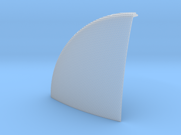 Apollo CM Heat Shield 1 3d printed