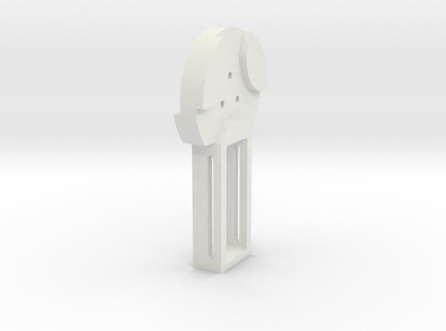 DSLR_pitch_motor_inner 3d printed