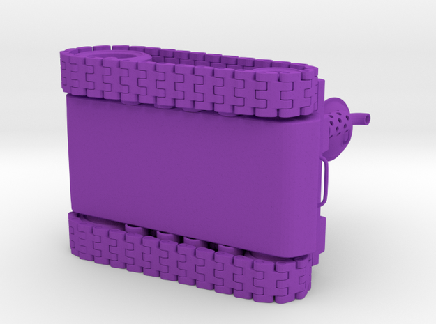 Tank Thicker 4 3d printed