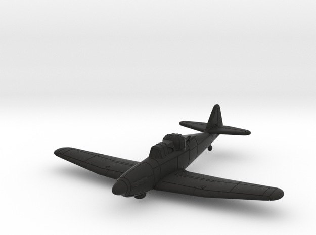 1/200 Boulton Paul Defiant 3d printed