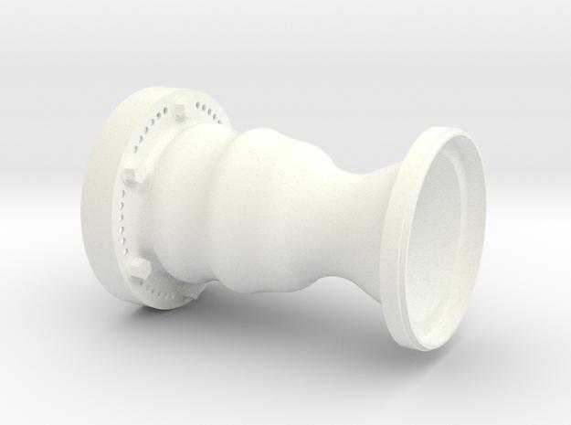Apollo RCS Engine 1:1 Upper 3d printed