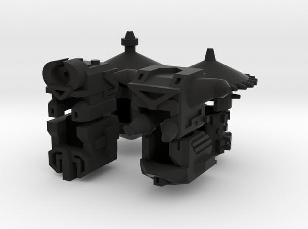 Original Robohelmets 1-6 3d printed