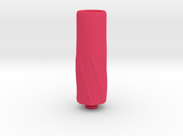 Big Bore Drip Tip 3d printed