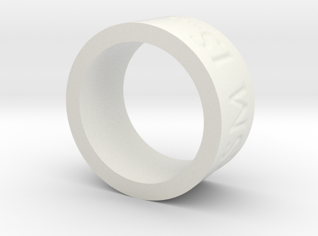 ring -- Sat, 18 May 2013 09:12:45 +0200 3d printed