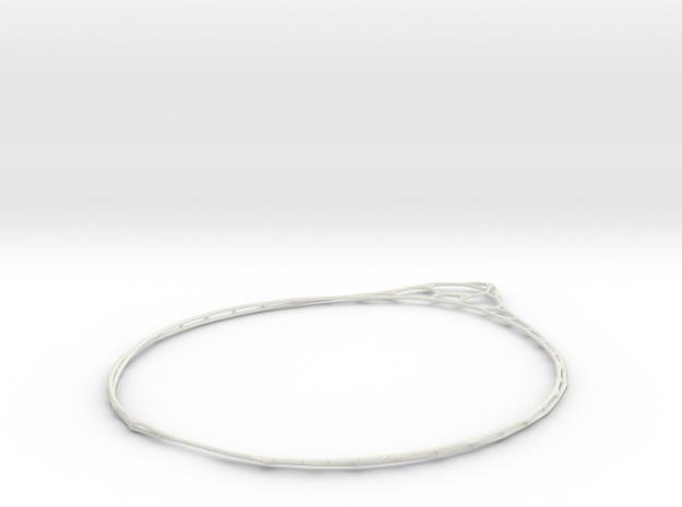 Minimalist Bracelet 3d printed