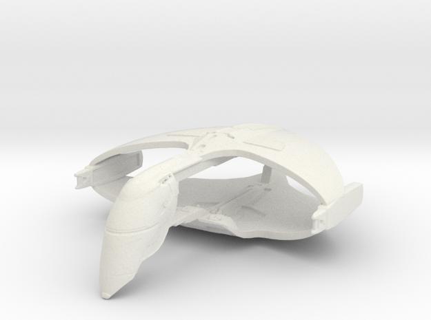 Dderidex in White Natural Versatile Plastic