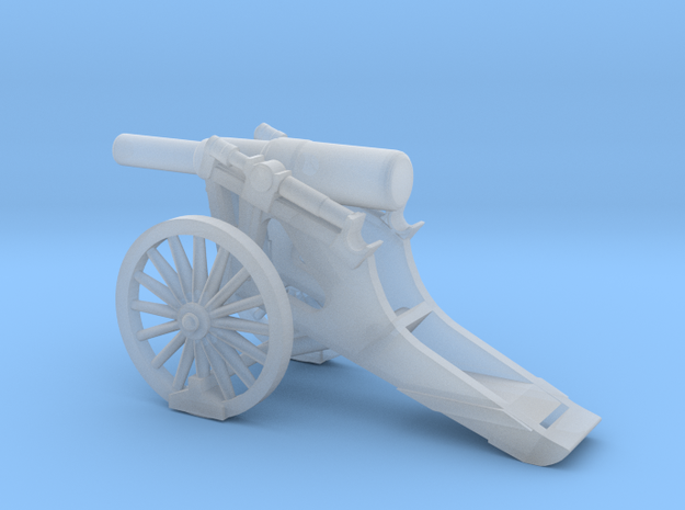 7inSiegeHowitzer in Frosted Ultra Detail