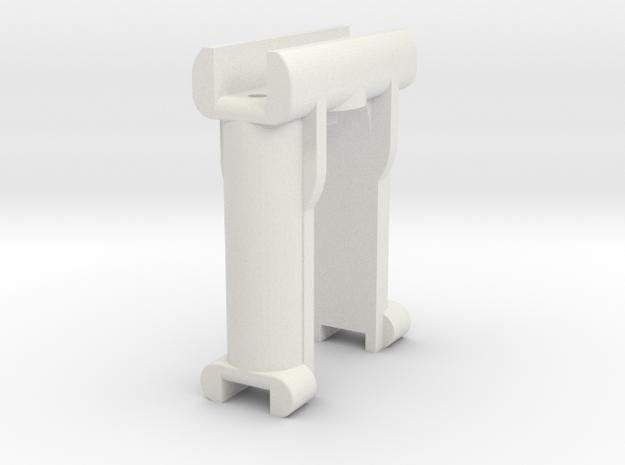 F86 - 1-8th Scale in White Natural Versatile Plastic