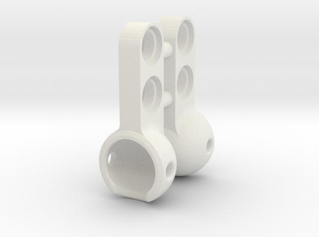 Lego Large Female Socket Connector 3d printed