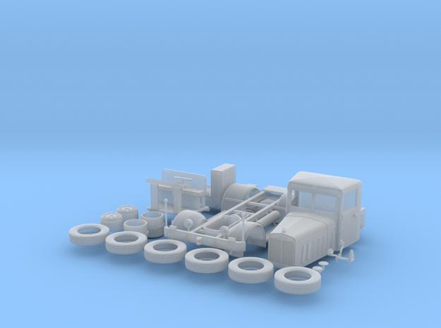 Hanomag ST 55 1:45 Version 2 in Smooth Fine Detail Plastic