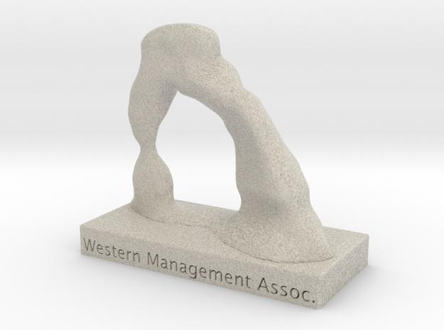 WM Base6 in Natural Sandstone