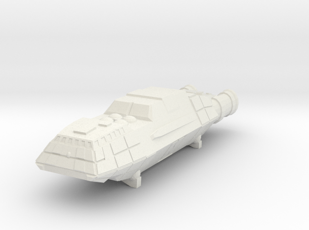 BSG Freighter Baluga in White Strong & Flexible