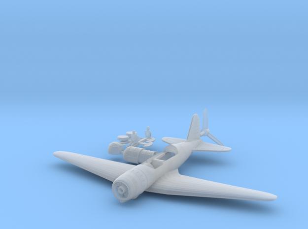 1/144 Sukhoi SU-2 FUD only 3d printed