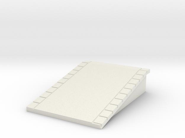 T Gauge Platform/Perronhelling (1:450) 3d printed