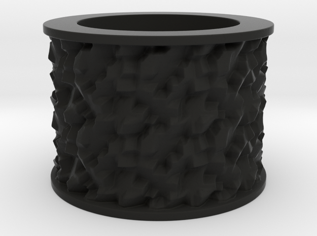 GRIND ME Ring Size 10 3d printed