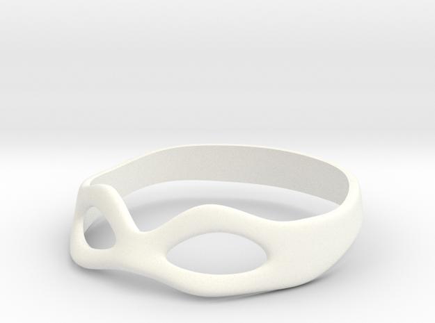 Eye Mask - In Progress 3d printed