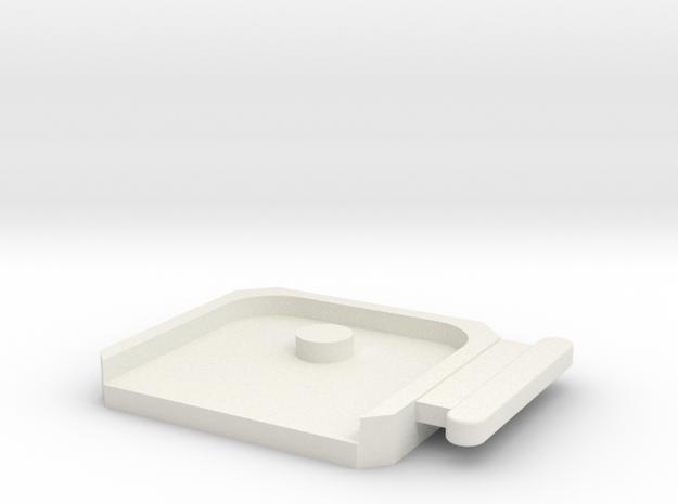 3ejn6p9gffomdthbj06lhd4d42 43881647.stl in White Natural Versatile Plastic