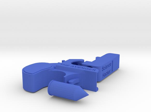 Deringer Pistol The Avenger 1:2 Scale with Bullet 3d printed