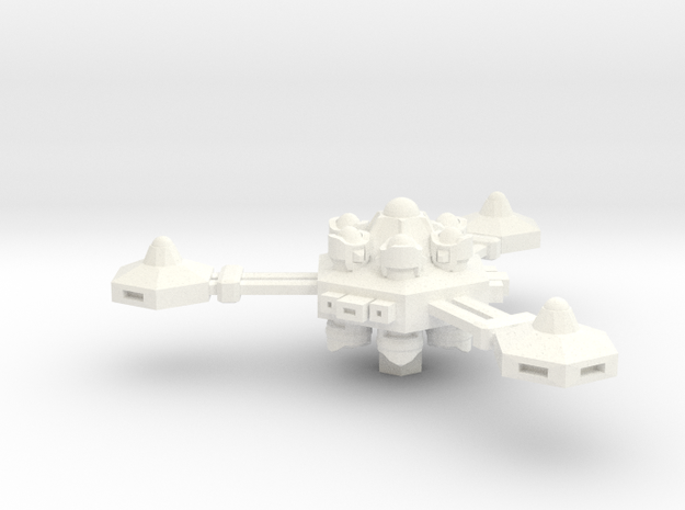 K-11 Space Station 3d printed