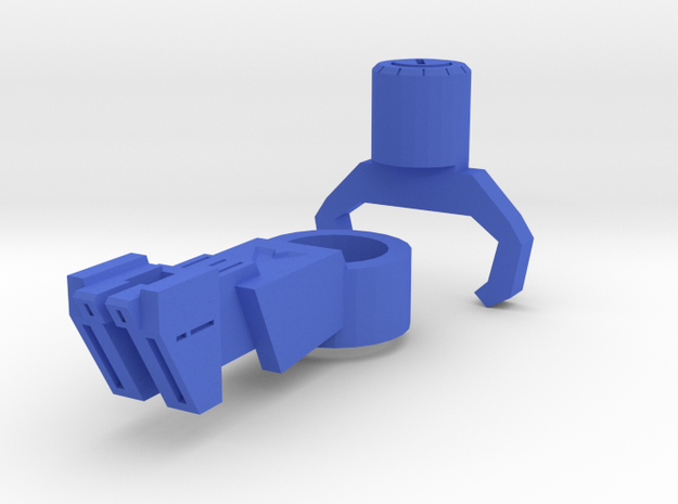 TF: Prime Resonance Blaster 3d printed