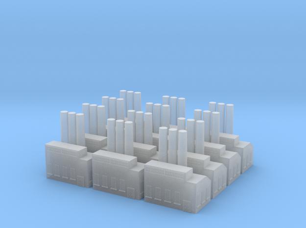 MajorFactory (Qty. 12) 3d printed