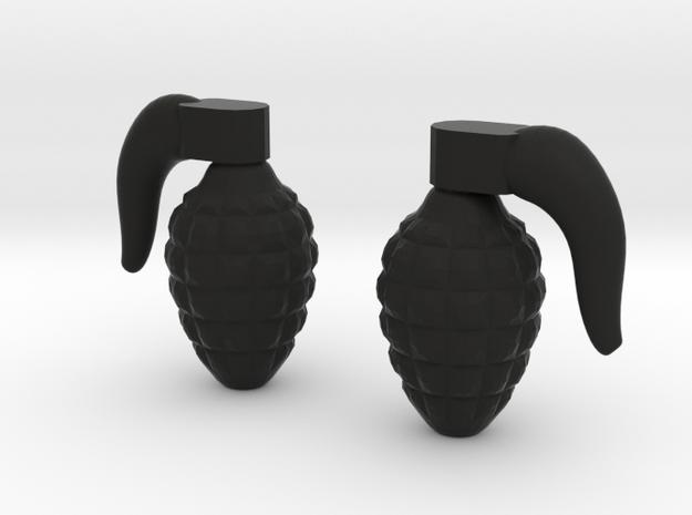 Grenade 0g 3d printed