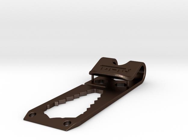Pocket Clip Multitool 3d printed