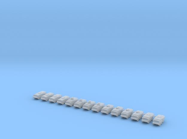 1/600 Patria Pasi Variants (x14) in Smooth Fine Detail Plastic