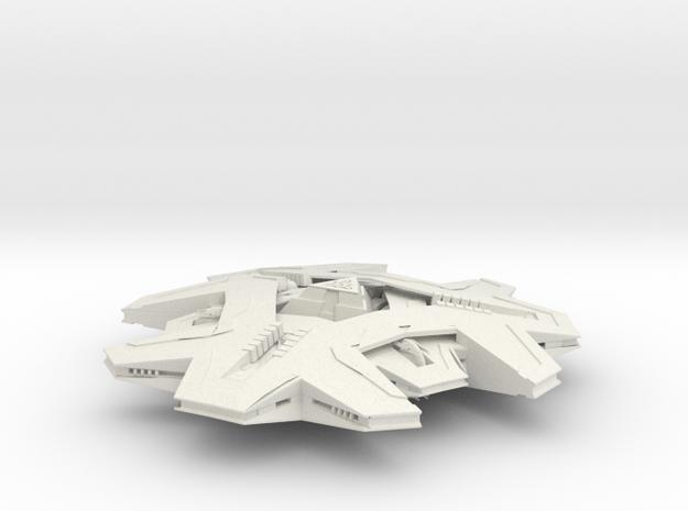 Advanced Hatak 3d printed