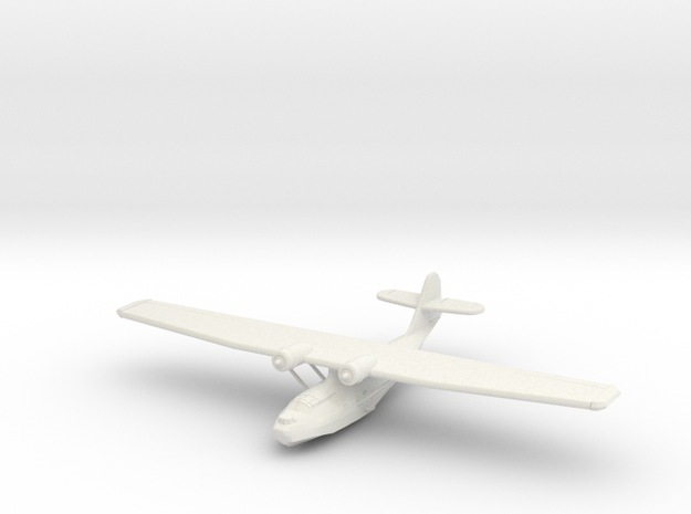 "1:200 Catalina PBY-5a ""Early"" in White Strong & Flexible"