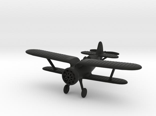 1/100 Polikarpov I-15 Chaika 3d printed
